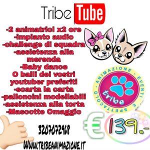 pacchetto tribe tube